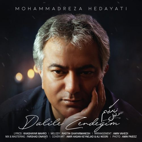 دانلود آهنگ جدید محمدرضا هدایتی دلیل زندگیم