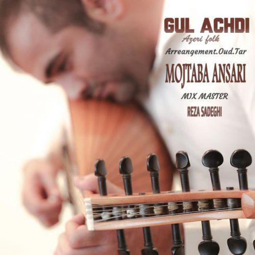 دانلود آهنگ جدید مجتبی انصاری Gul Achdi