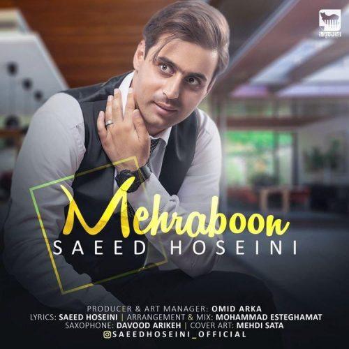 دانلود آهنگ جدید سعید حسینی مهربونی
