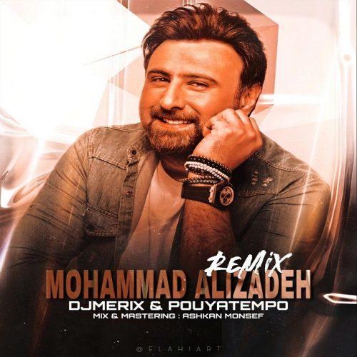 دانلود آهنگ محمد علیزاده به نام خنده هاتو قربون (ریمیکس دیجی مریکس و پویاتمپو)