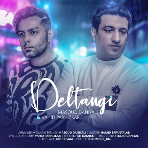 دانلود آهنگ جدید مسعود دانیالی و وحید پرهیزکار دلتنگی
