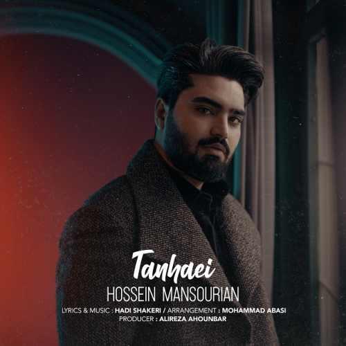 دانلود آهنگ جدید حسین منصوریان تنهایی