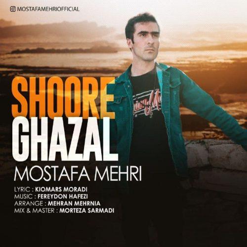 دانلود آهنگ جدید مصطفی مهری شور غزل