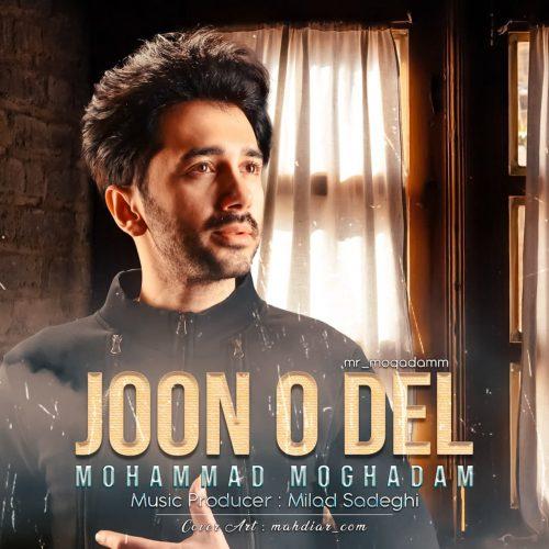 دانلود آهنگ جدید محمد مقدم جون و دل