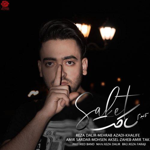 دانلود آلبوم جدید رضا دلیر ساکت