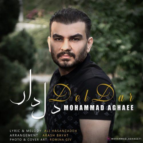 دانلود آهنگ جدید محمد آقایی دلدار