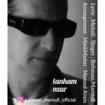 دانلود آهنگ بهمن معروفی به نام تنهام نذار