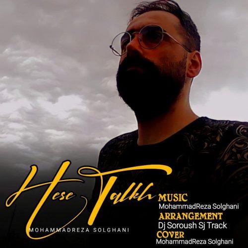 دانلود آهنگ جدید محمدرضا سولقانی حس تلخ