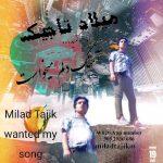 دانلود آهنگ میلاد تاجیک به نام دلم میخواست